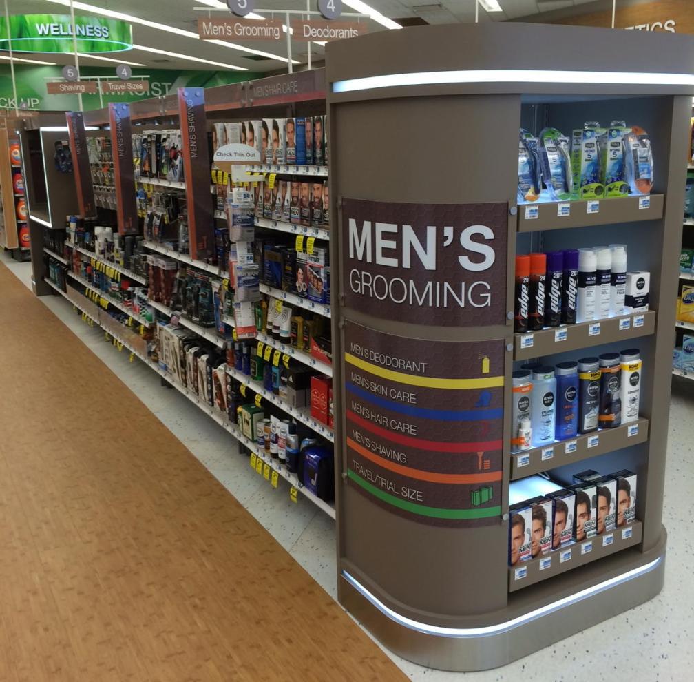 Rite Aid Men's Grooming